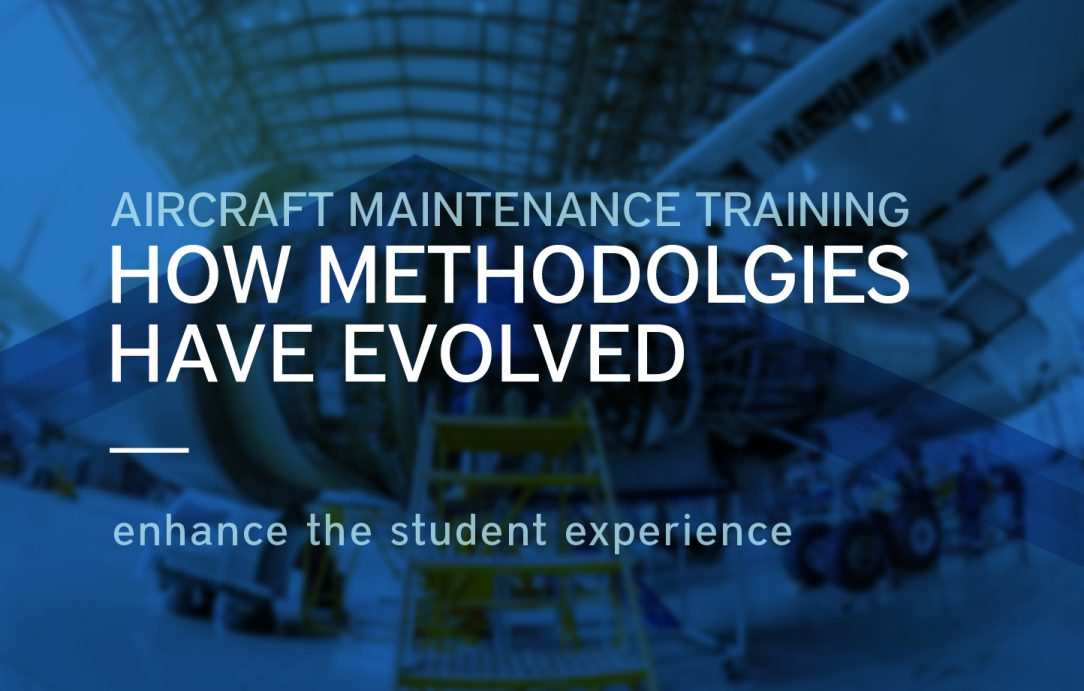 The history of Aircraft Maintenance training
