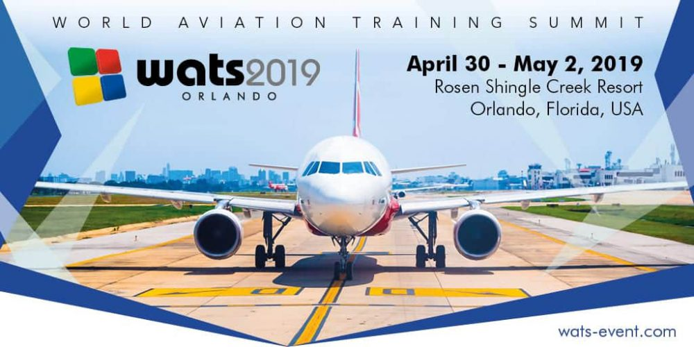 WATS 2019 aviation training summit