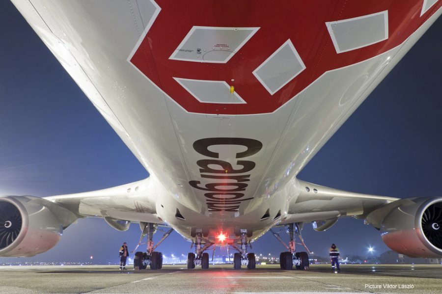 Pelesys aviation maintenance customer Cargolux
